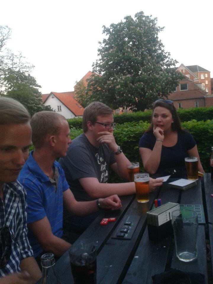 Debattle i Esbjerg