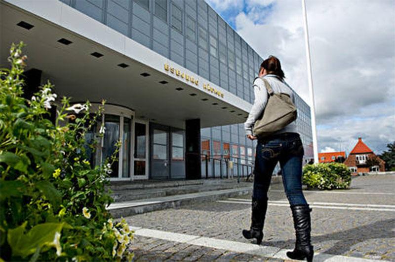 VU Esbjerg på rådhuset