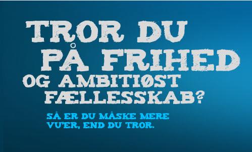 Medlemmerne styrer VU Esbjerg